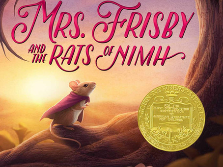 Mrs. Frisby and the Rats of NIMH - Online Book Club