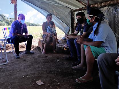 MP deve entrar com ação contra Funai para demarcação de terras Xokleng