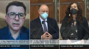 COM APOIO DE PEPE, ASSEMBLEIA APROVA REGULAMENTAÇÃO DOS TRABALHO DOS BOMBEIROS VOLUNTÁRIOS