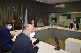 Coordenador da Comissão de Representação Externa acompanha tratativas para compra de vacinas