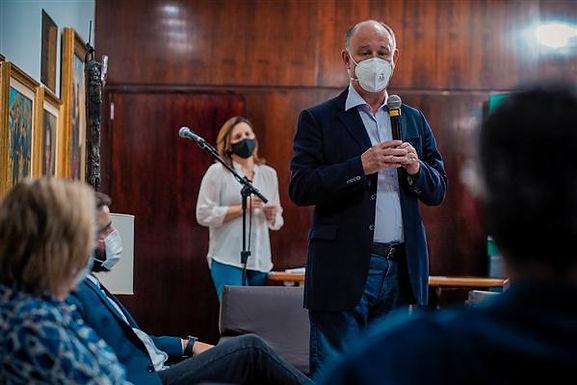 Pepe Vargas vai coordenar Comissão da ALRS de acompanhamento da vacinação no RS
