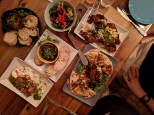 Culinaria Small Plates Meal