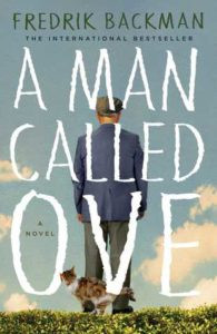 A Man Called Ove by Fredrik Backman - book recommendations