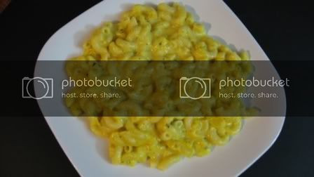 Fairly Healthy Macaroni and Cheese