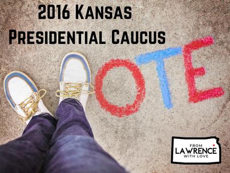 2016 Kansas Presidential Caucus
