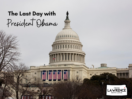 The Last Day with President Obama