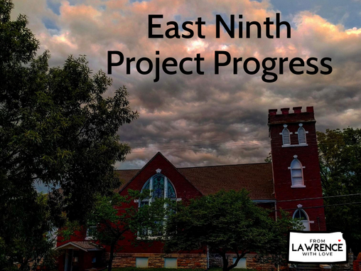 East Ninth Project Progress