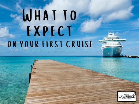 What to expect on your first cruise