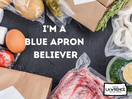 Blue Apron Believer: A Review