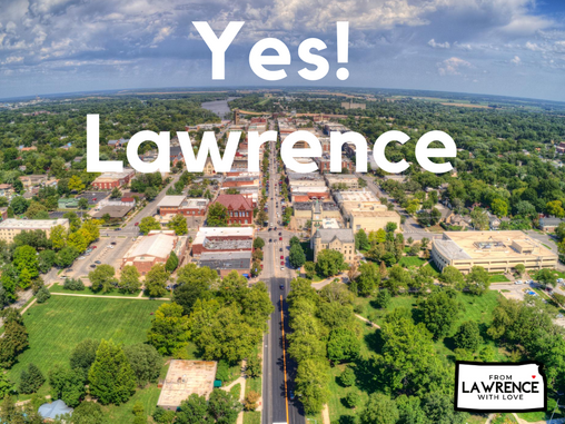 Yes! Lawrence