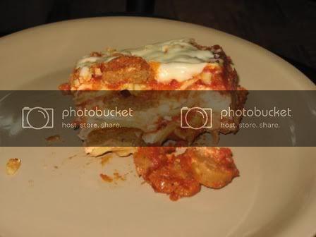 Vegetarian Crock Pot Lasagna