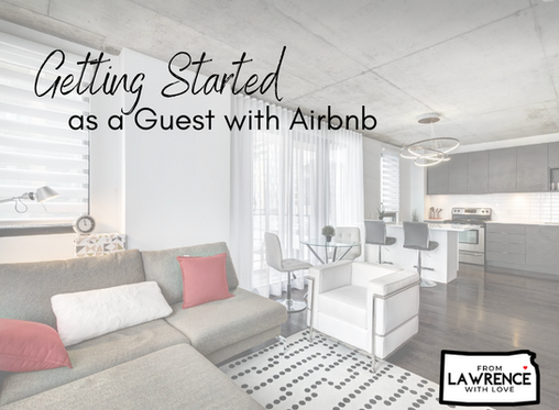 Getting Started as a Guest with Airbnb