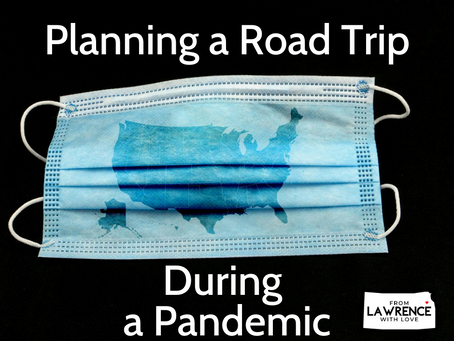 Planning a road trip during a pandemic