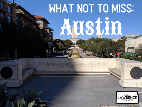 What Not to Miss: Austin