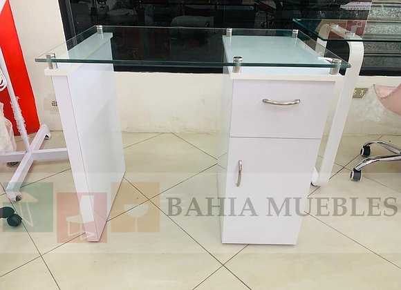 Mesa de Manicure vidrio