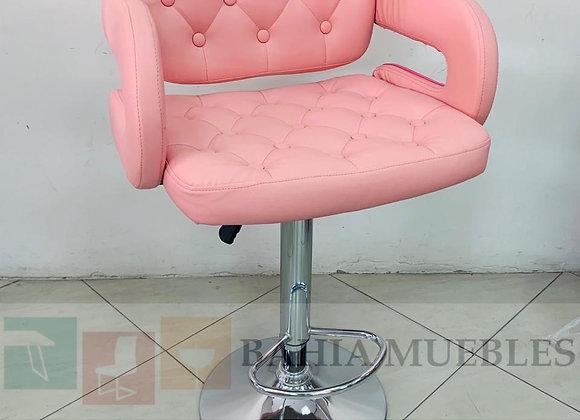 Taburete Romina Pink