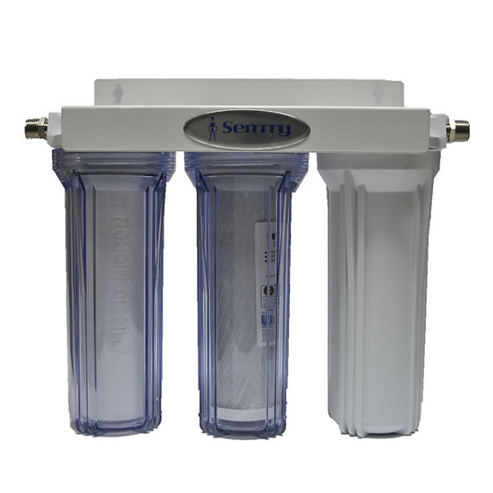 SPACE SAVER III FILTER UNIT