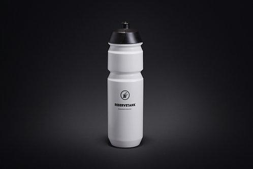 Lightweight bottle RESERVETANK 750 ml White