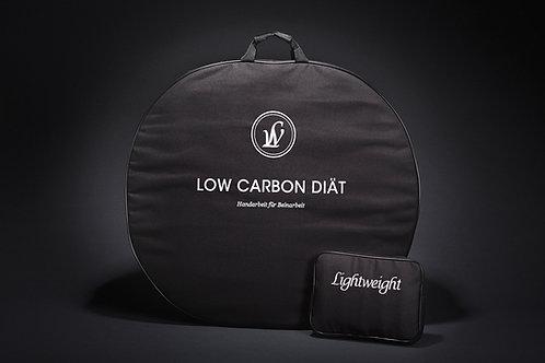 Lightweight double wheelbag