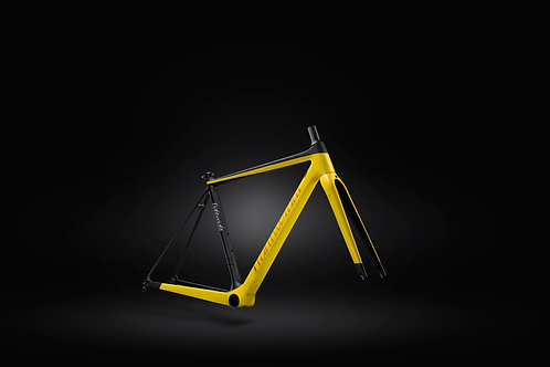 Lightweight Urgestalt 2019- Yellow - Rim Brake