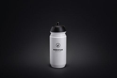 Lightweight bottle RESERVETANK 500 ml White