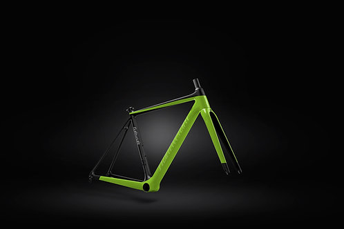 Lightweight Urgestalt 2019 - Apple Green - Rim Brake
