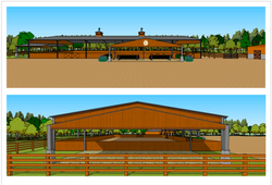 Hope Reins arena concept rendering_2