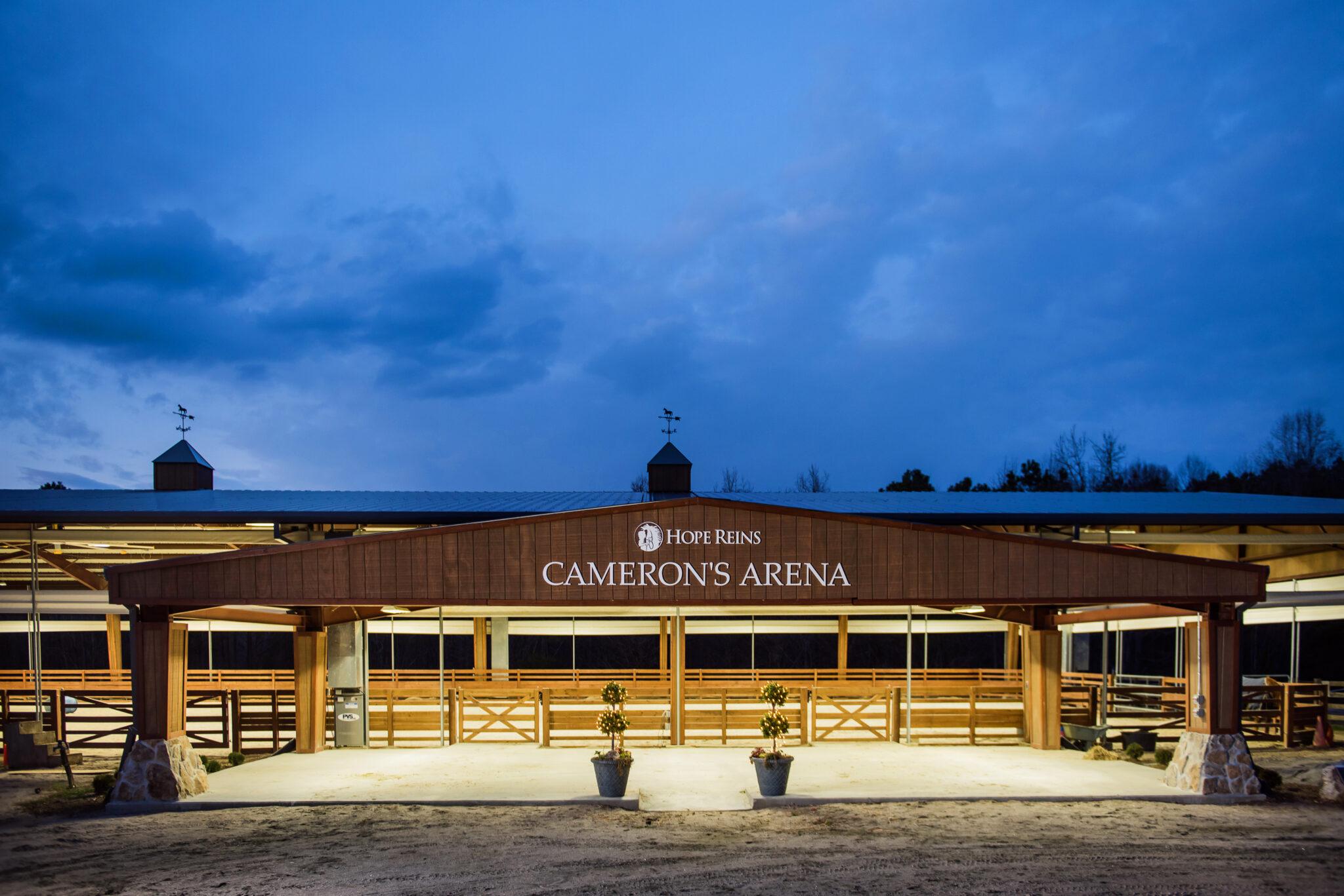Camerons Arena Design