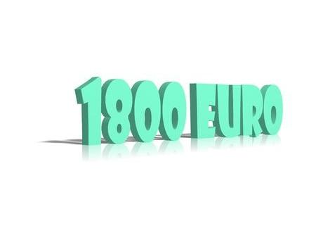 1800 euros pour l'institut Curie !
