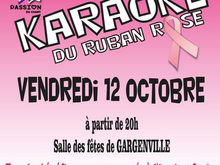 Karaoké du ruban rose : Tous pour l'Institut Curie !