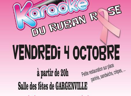 Le karaoké du ruban rose