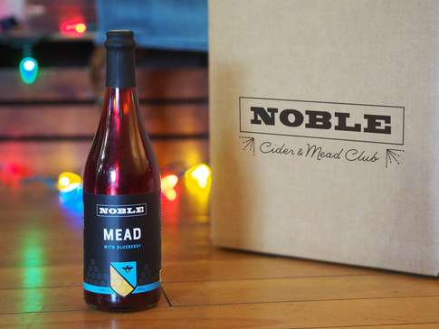 Noble Cider and Mead Club