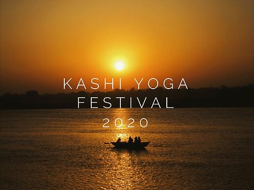 Kashi Yoga Festival Videos