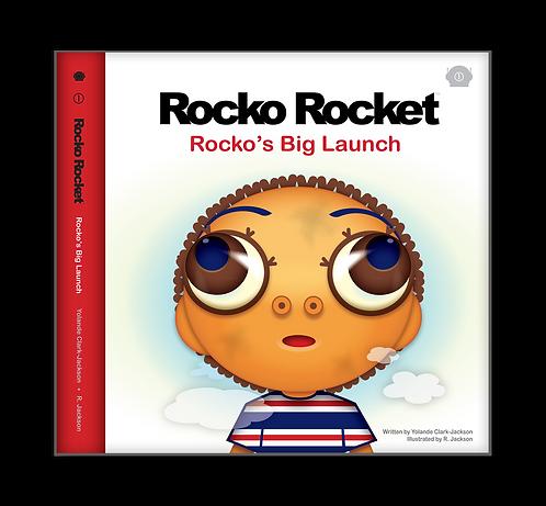 Book 1 : Rocko's Big Launch (Hardcover)