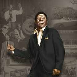 Sam Moore Stax Collage