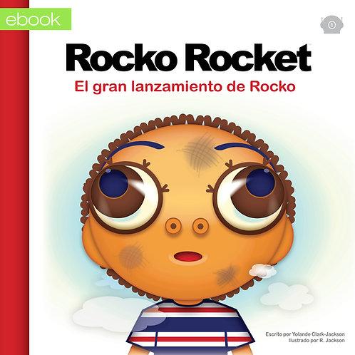eBook 1 : Rocko's Big Launch (Spanish)