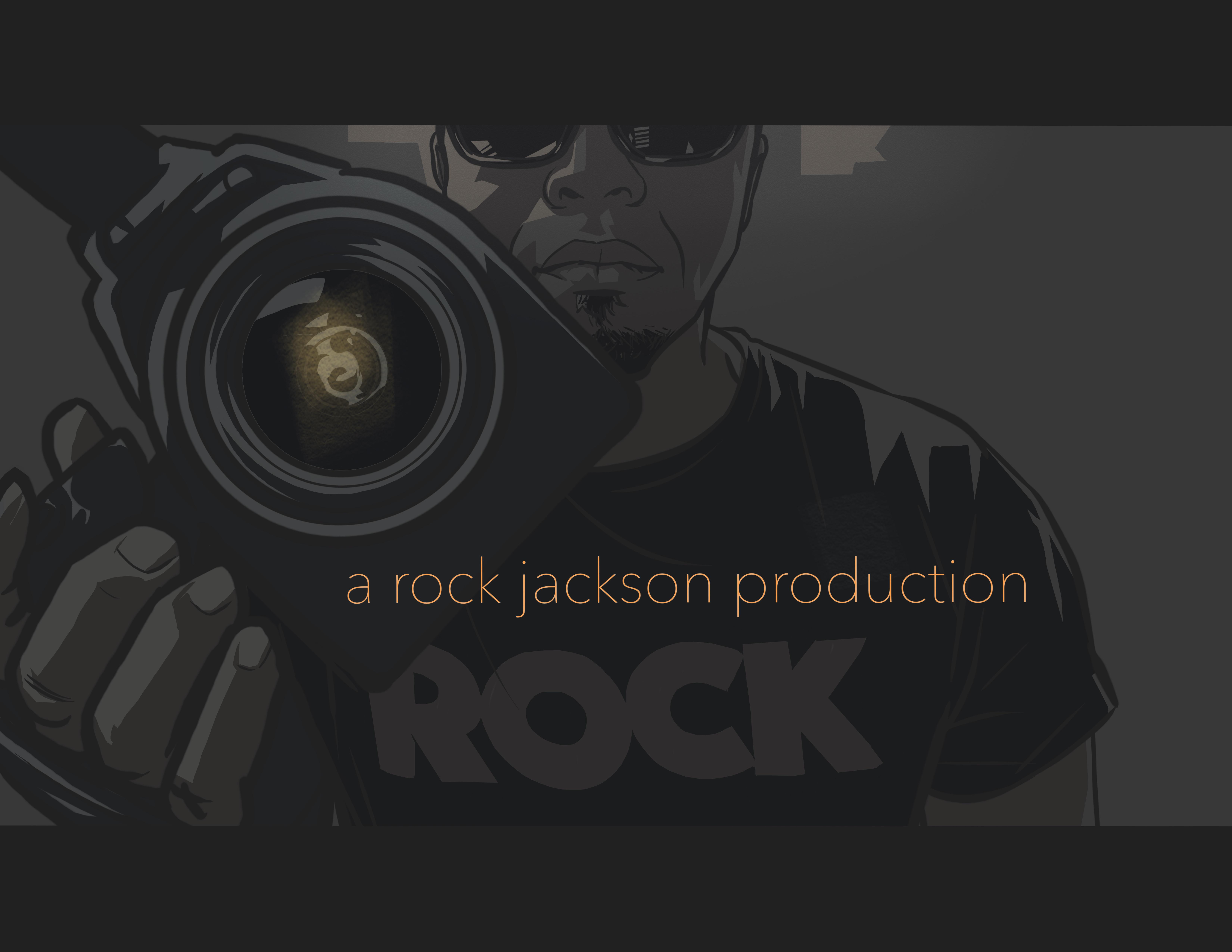 Rock Jackson animation production title