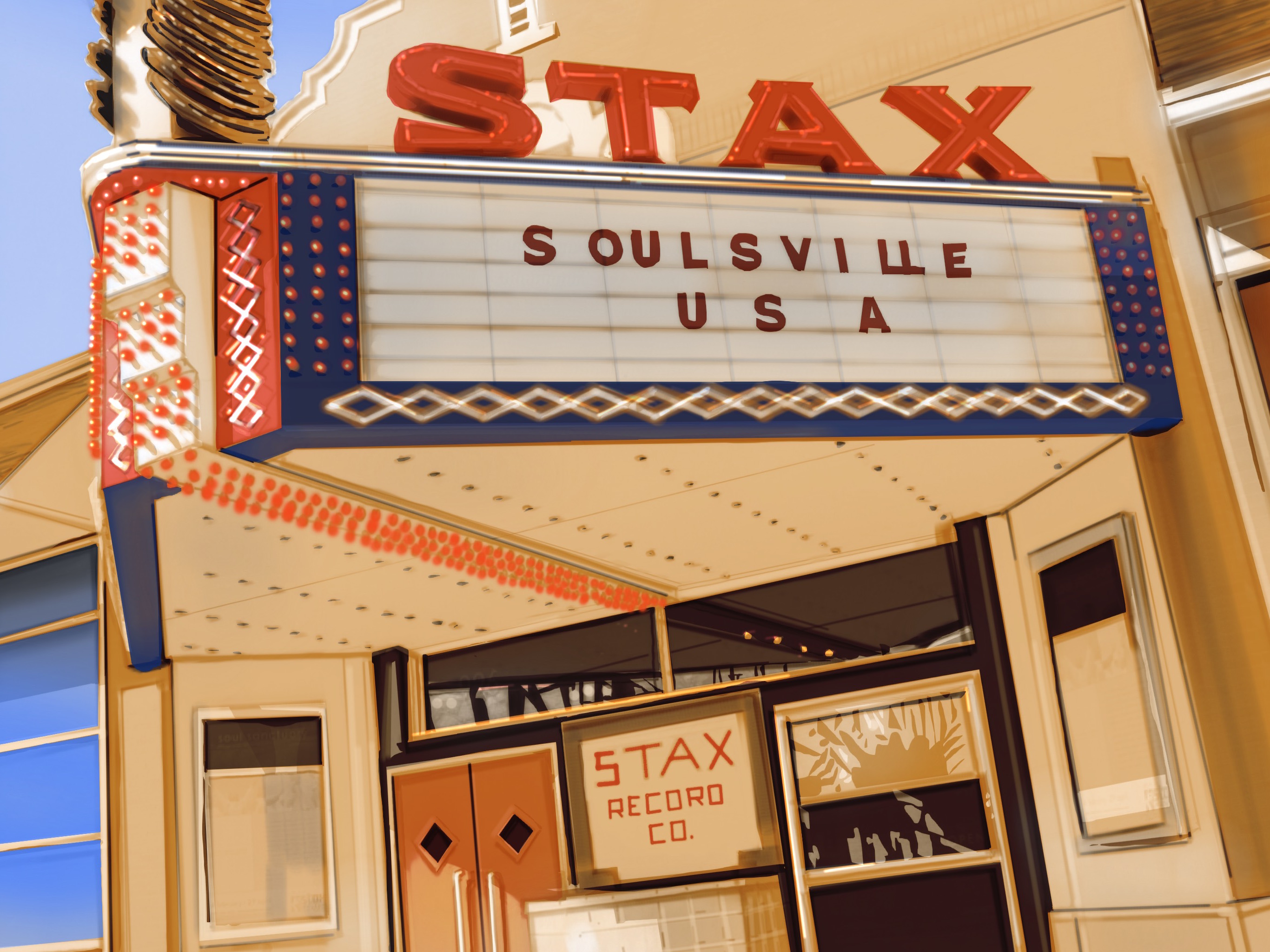 Stax Headquarters