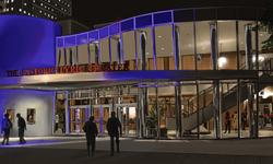 Lyric Theater in Miami's Historic Overtown.