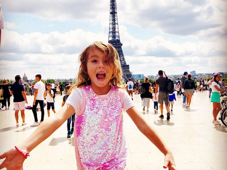 The Magic of Paris: A Child's View
