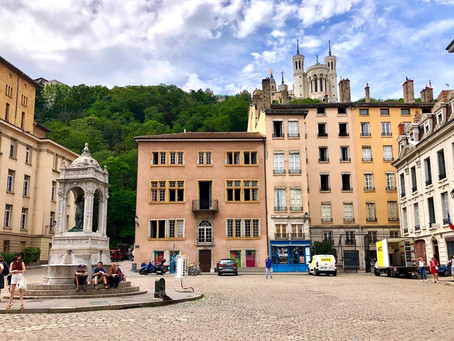 Exploring Vieux-Lyon and its Traboules