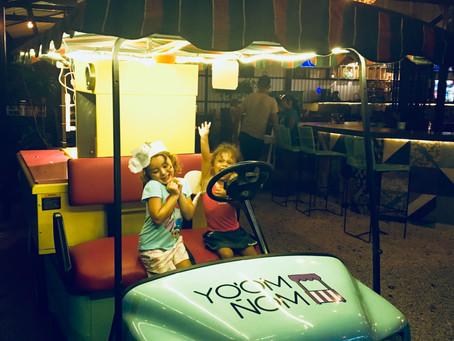 Kid-Friendly Restaurants in Playa del Carmen