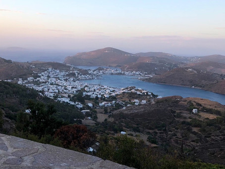 Patmos and the End of the World