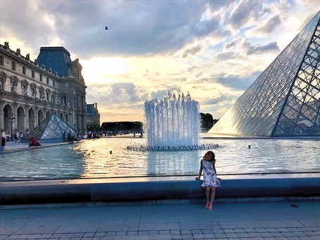 Making the Best of Paris' Museums with Kids