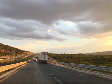 DAY 3: Driving from Los Angeles to Playa del Carmen