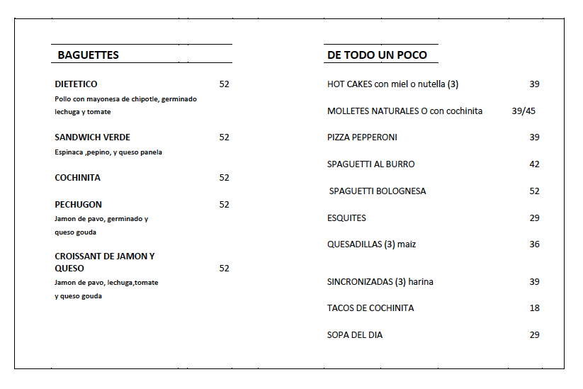 EL Arbol Cafe -Menu 2.png