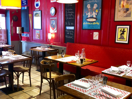 Eating in Lyon: My Bouchon Lyonnais Experience