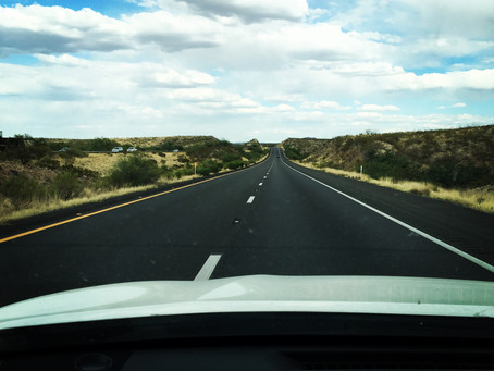 My Drive from Los Angeles to Playa del Carmen