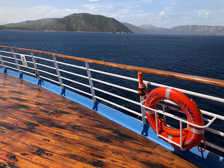 Setting Sail on a Greek Island Cruise