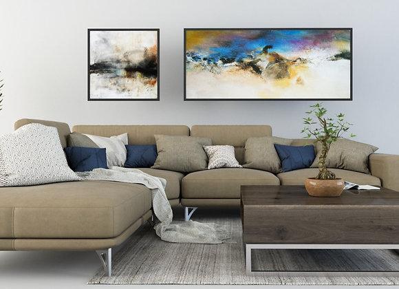 Natuzzi Sofa Sectional in neutral
